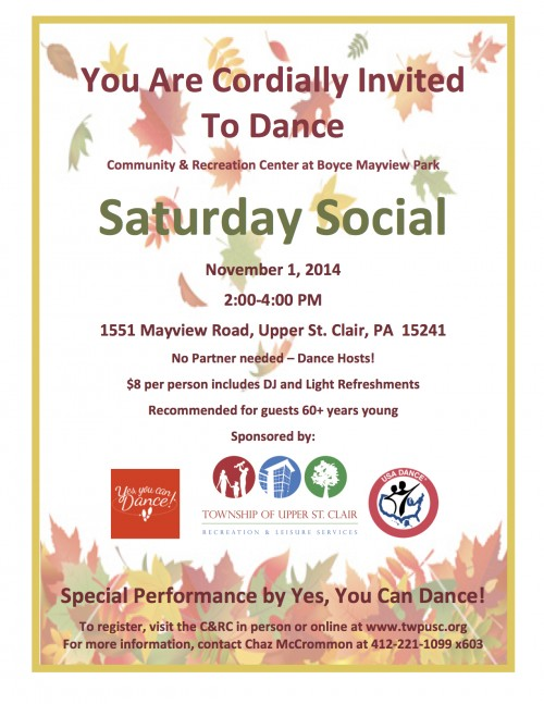 Nov 1 Dance Social Flyer copy