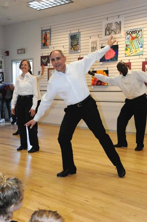 Fred Tap Dance Performance